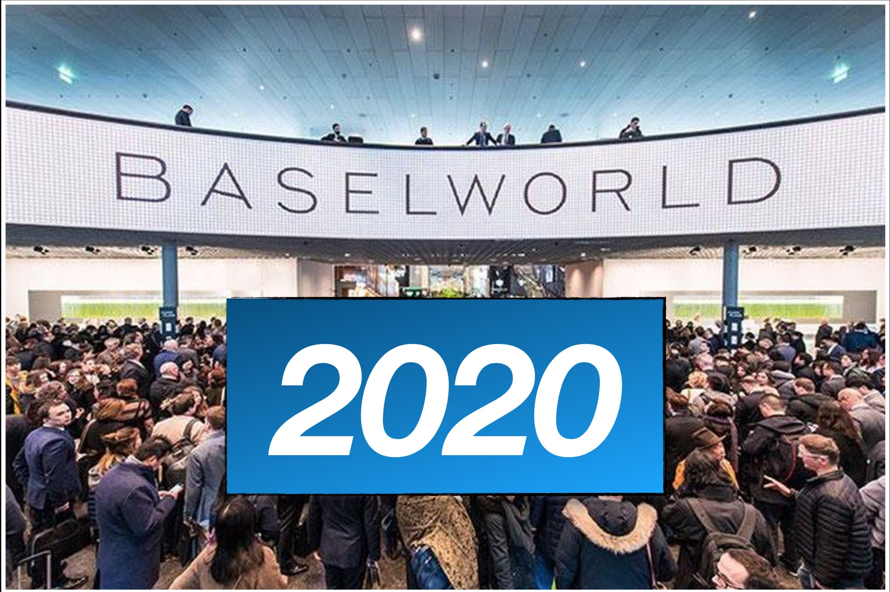 VIDEO: Baselworld is not dead! It's on YouTube, including a smoking hot new khaki Longines live on wrist