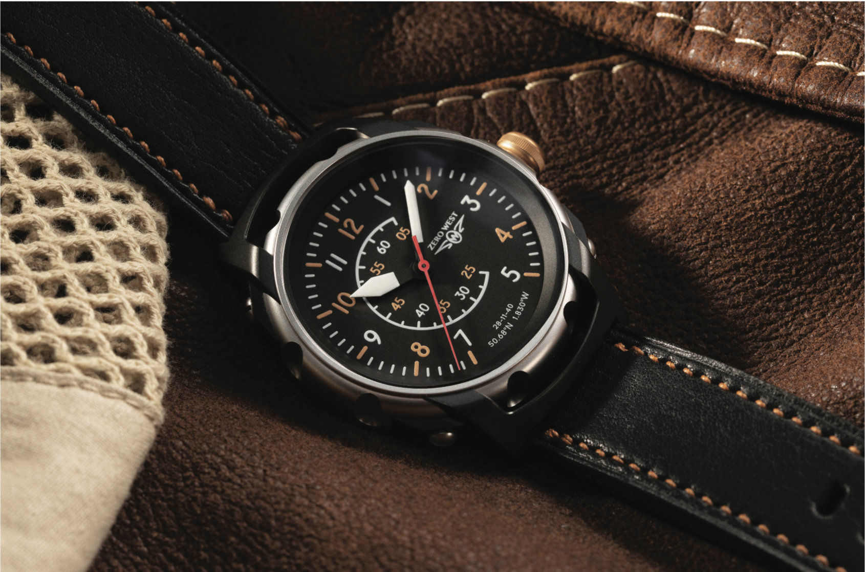 MICRO MONDAYS: The Zero West Spitfire S4-P9427 celebrates the 80th Anniversary of the Battle of Britain with 80 watches