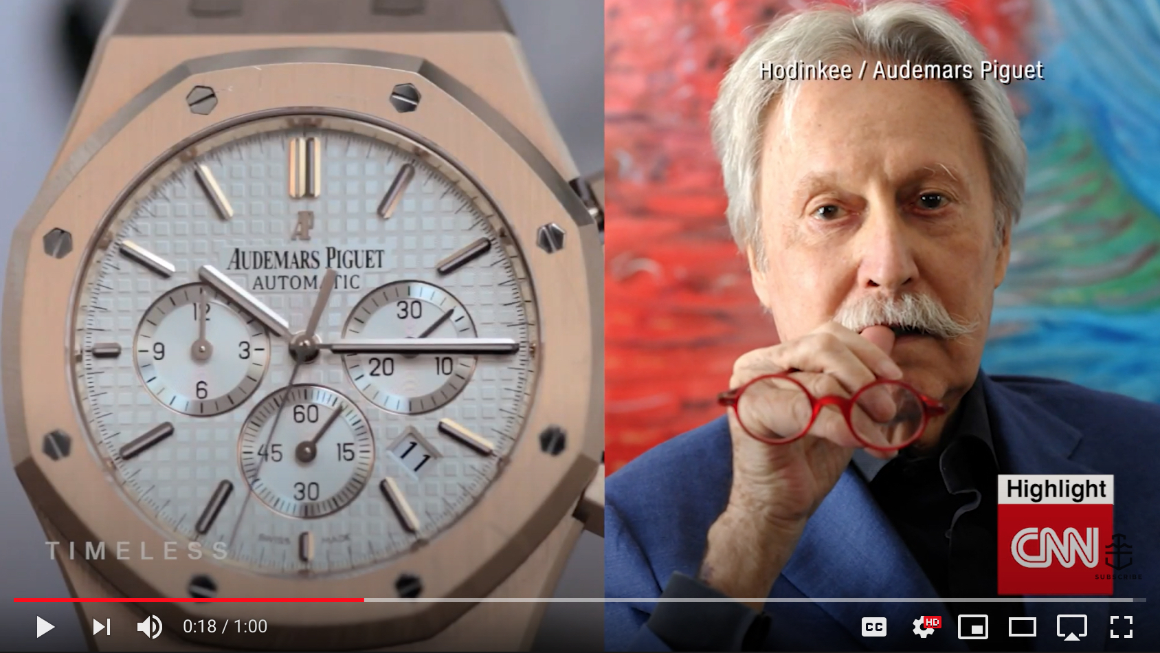 """The """"inexplicable insanity"""" that underscores the story of the Audemars Piguet Royal Oak"""
