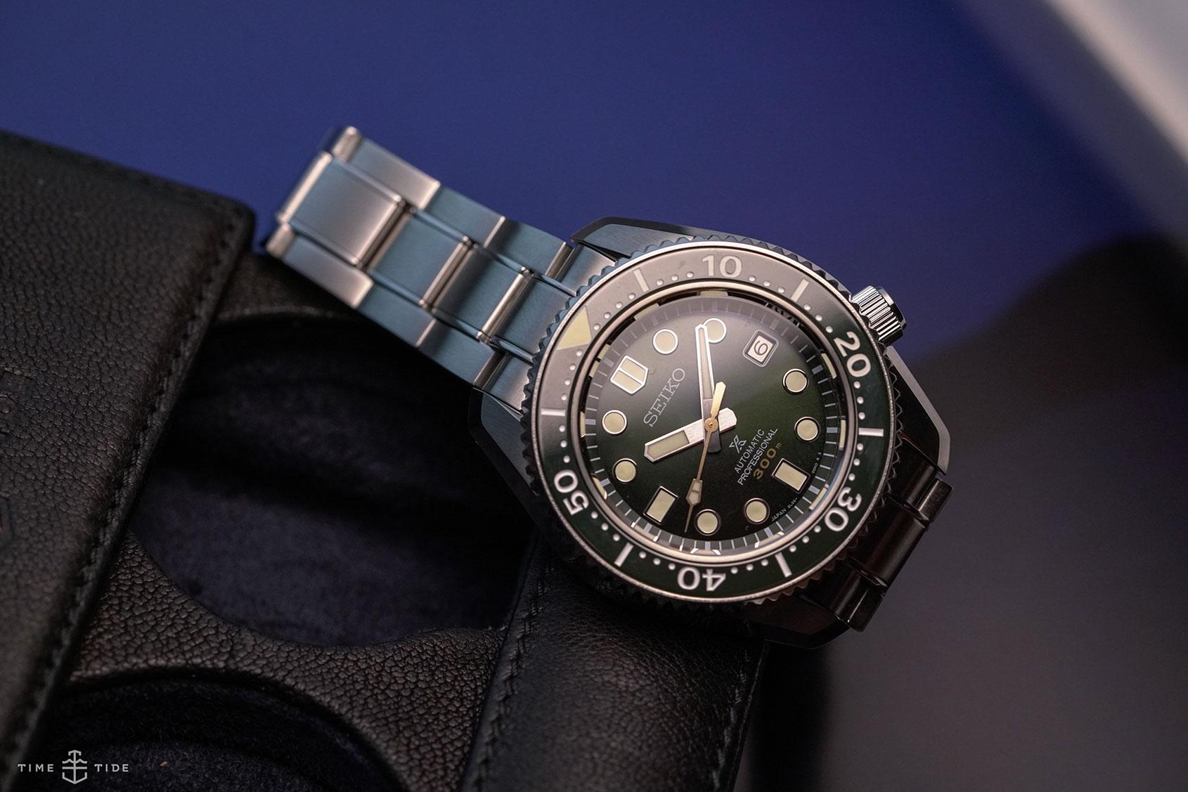 HANDS-ON: The Seiko 1968 Automatic Diver's Commemorative Limited Edition (ref. SLA019)