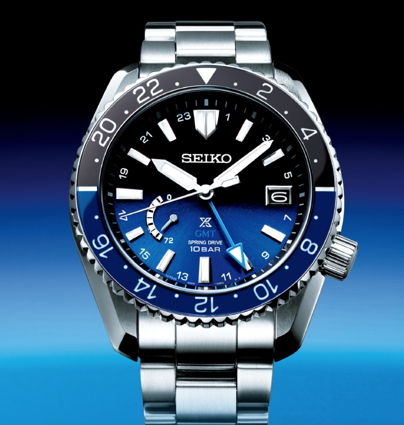 INTRODUCING: The Seiko Prospex SNR049J Batman will leave you black and blue