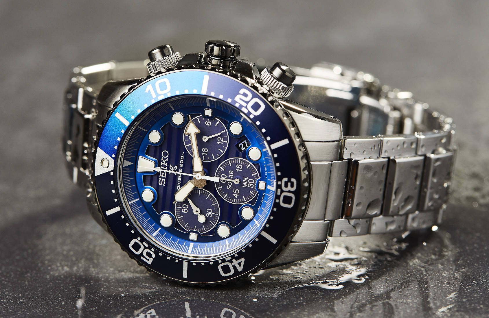 HANDS-ON: Sun and sea combined – the Seiko Prospex 'Save The Ocean' SSC675P