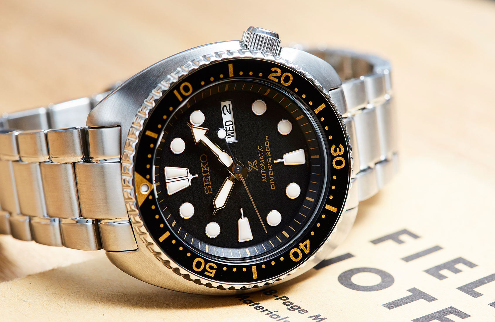 Why the Seiko Turtle could be your first good watch
