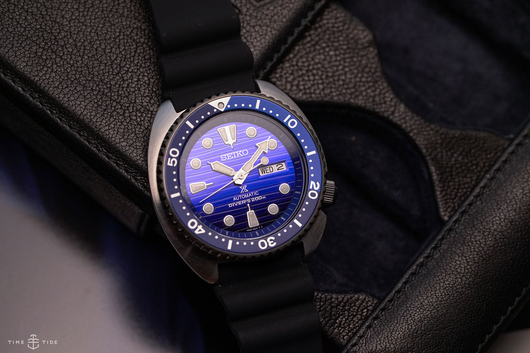 HANDS-ON: The Seiko Prospex 'Save the Ocean' SRPC91K1 – the ocean hero in a half shell