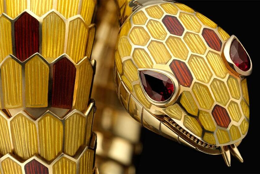 Why the serpent is so important to Bulgari