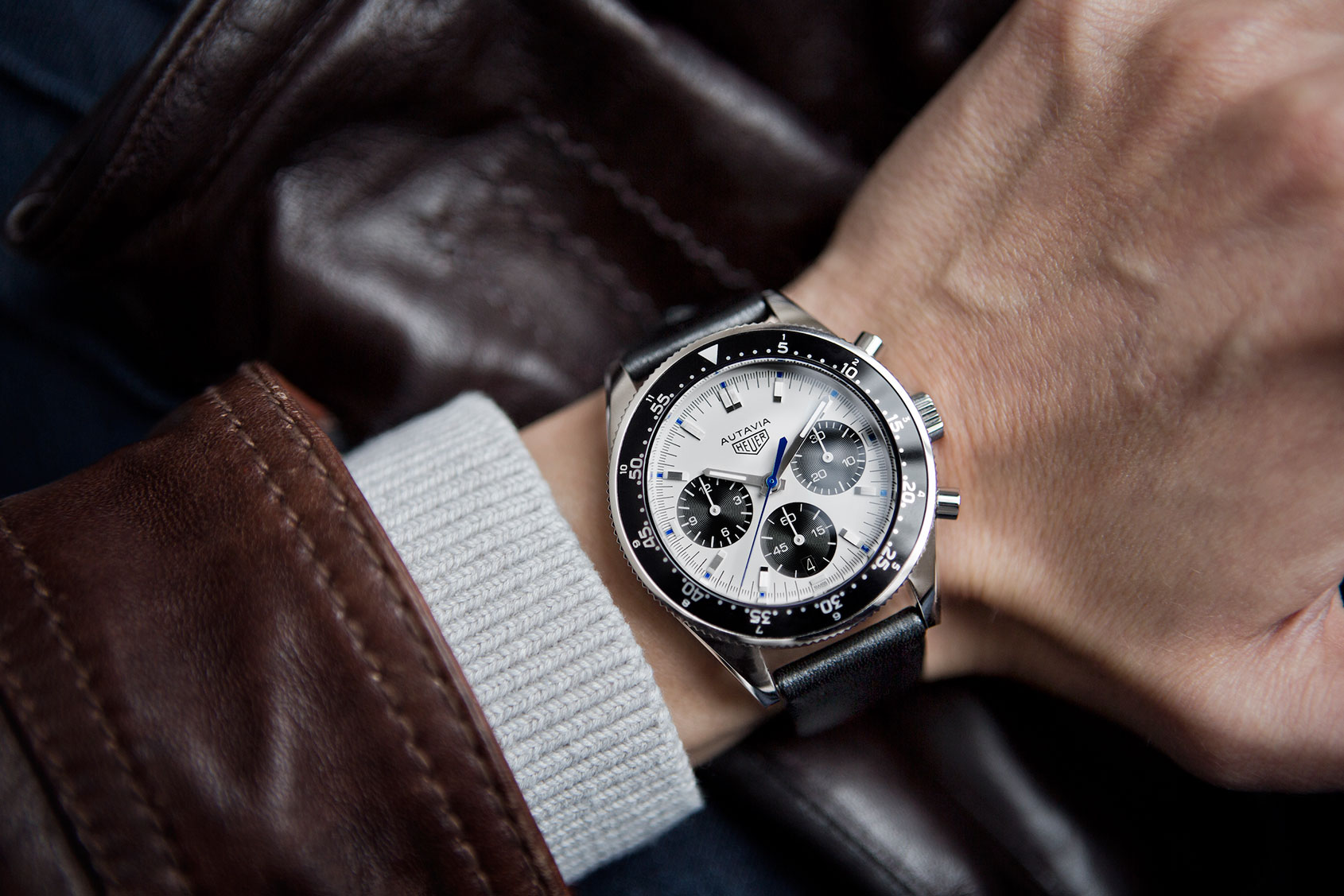 Remembering the TAG Heuer Autavia Jo Siffert Collector's Edition