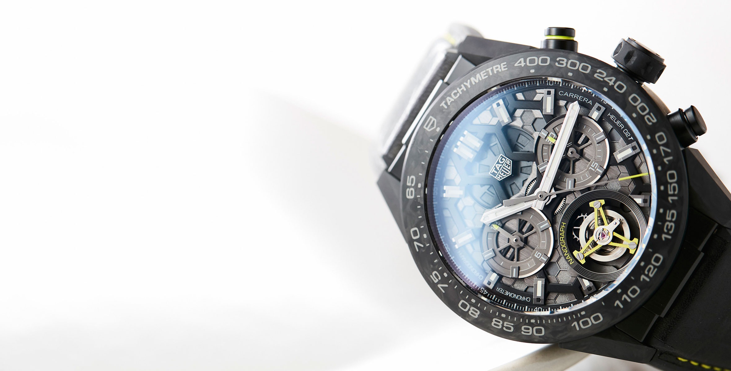 VIDEO: TAG Heuer's tourbillons challenge the Swiss status quo … in the best way possible