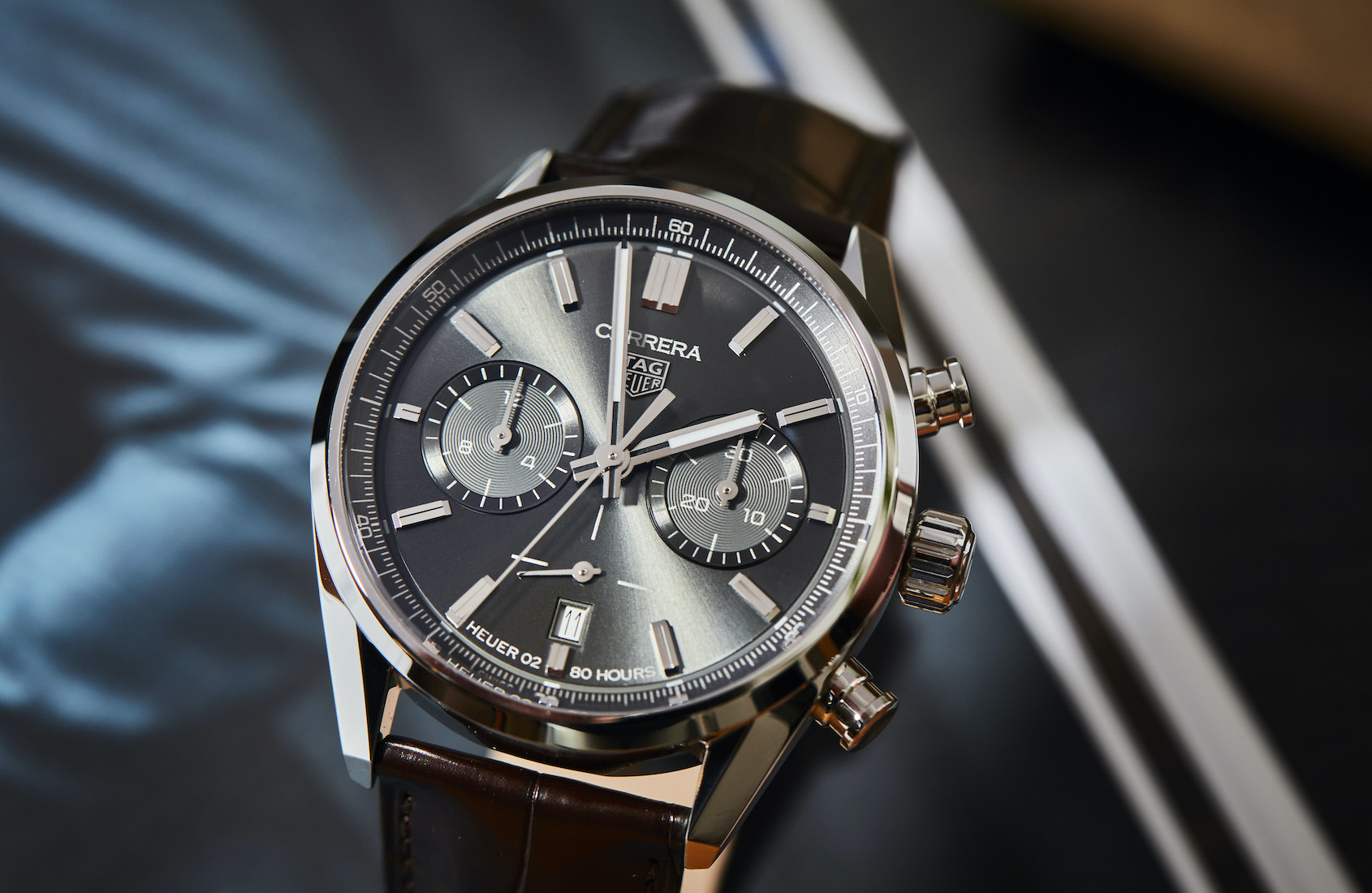 VIDEO: The TAG Heuer Carrera Chronograph collection, a sharp new formula for a classic