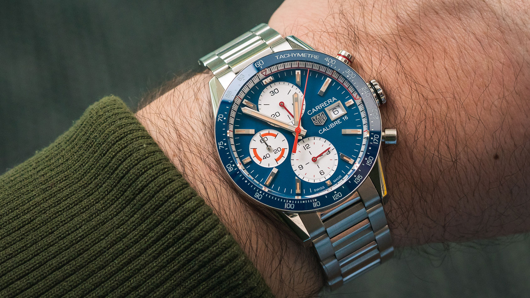 3 TAG Heuer Calibre 16s that can do it all
