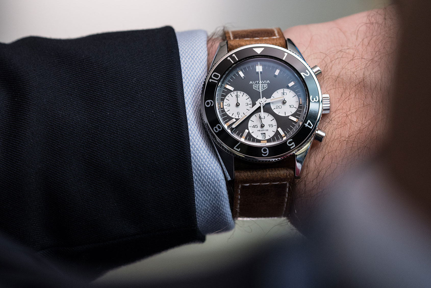 HANDS-ON: Return of an icon – the TAG Heuer Autavia
