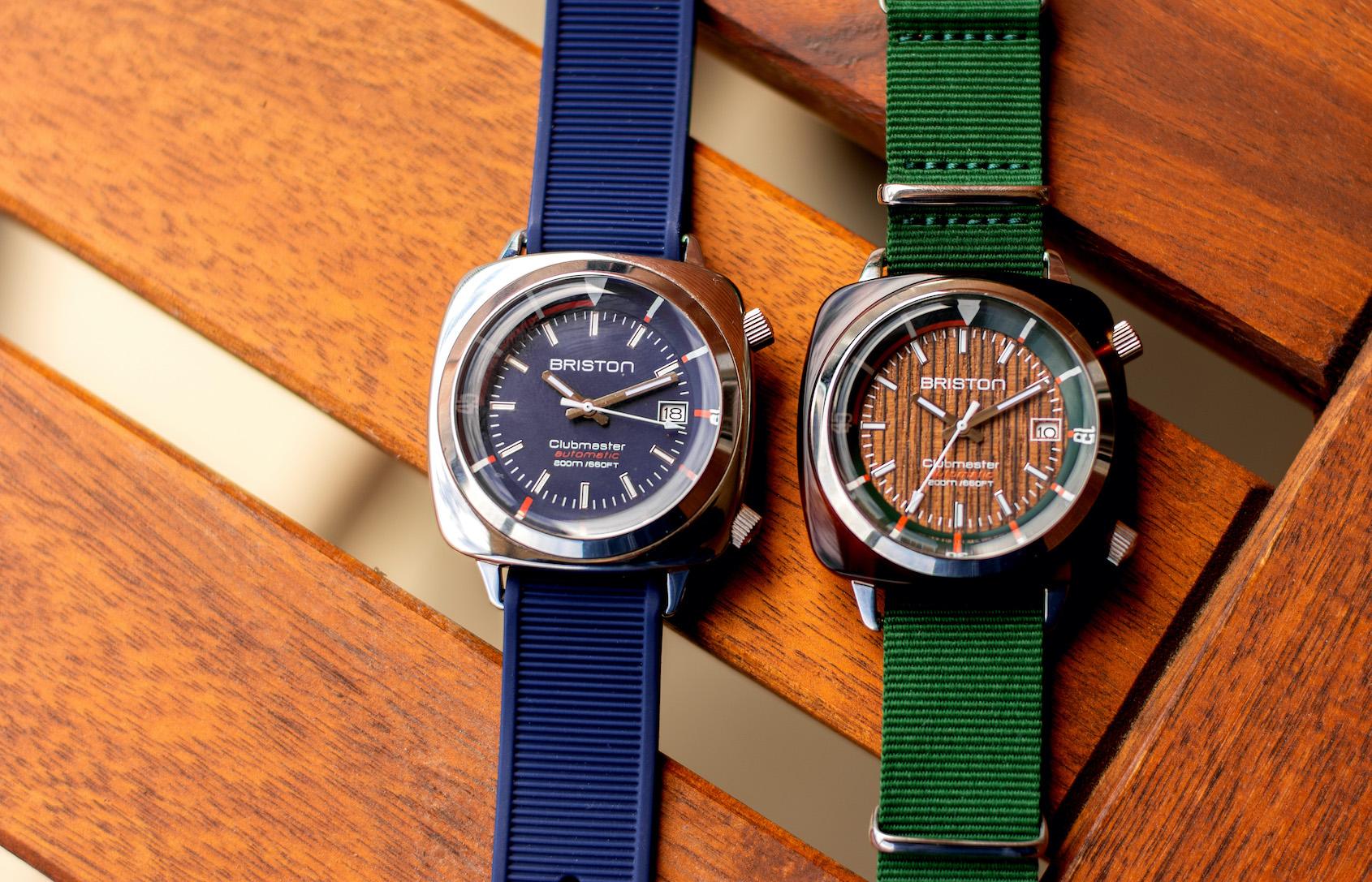 MICRO MONDAYS: Briston Watches & the Clubmaster Diver