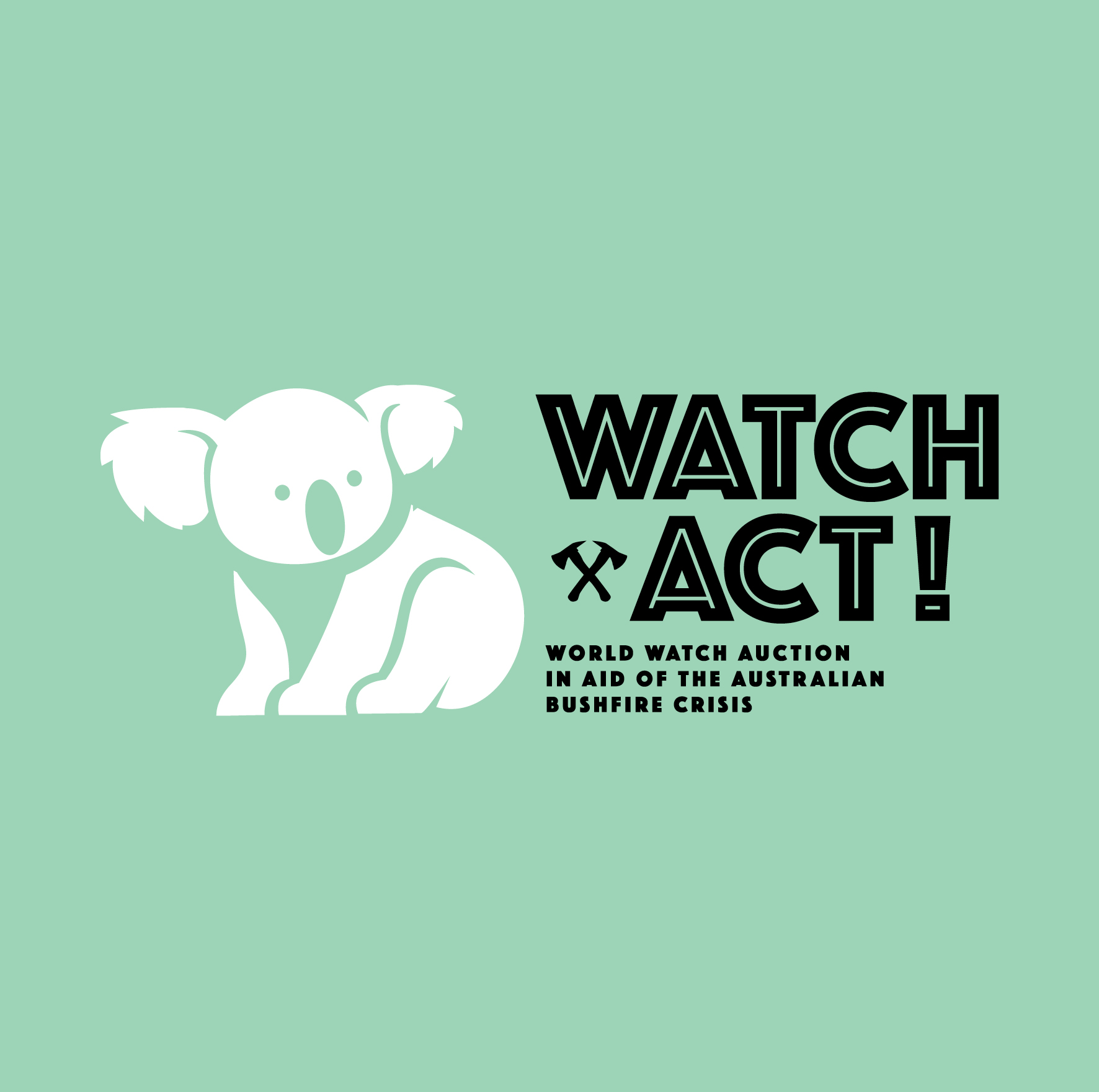 Watch & Act! World Watch Auction Wrap Party to be held in Melbourne, limited tickets and a T-shirt now available here