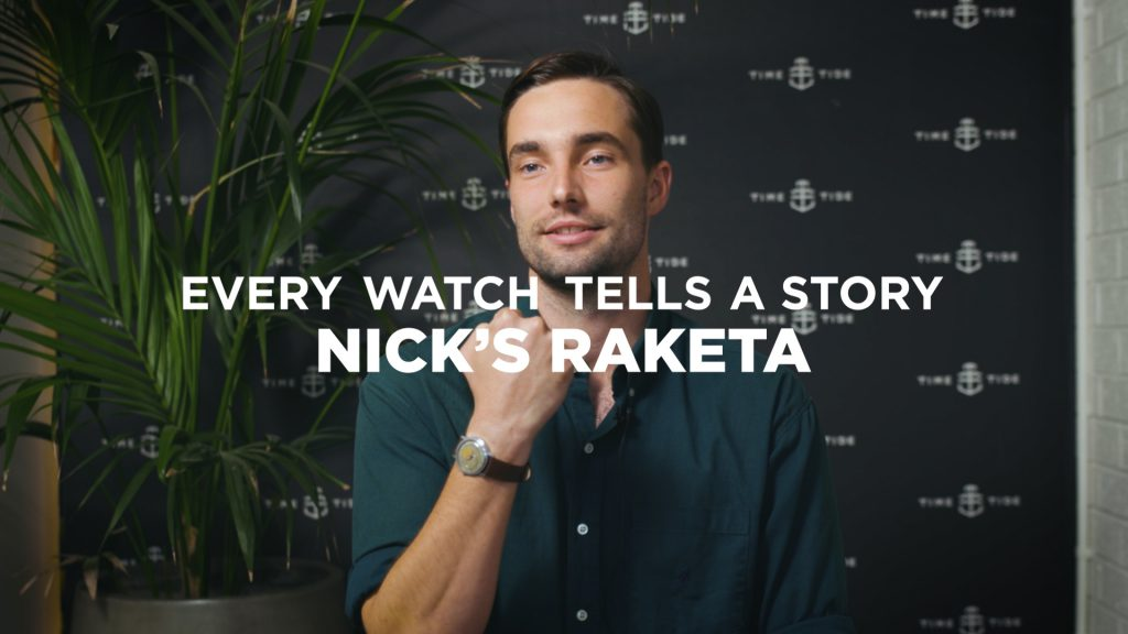 EVERY WATCH TELLS A STORY: Why Nick's Raketa Copernic is the ultimate quirky flex to impress collectors