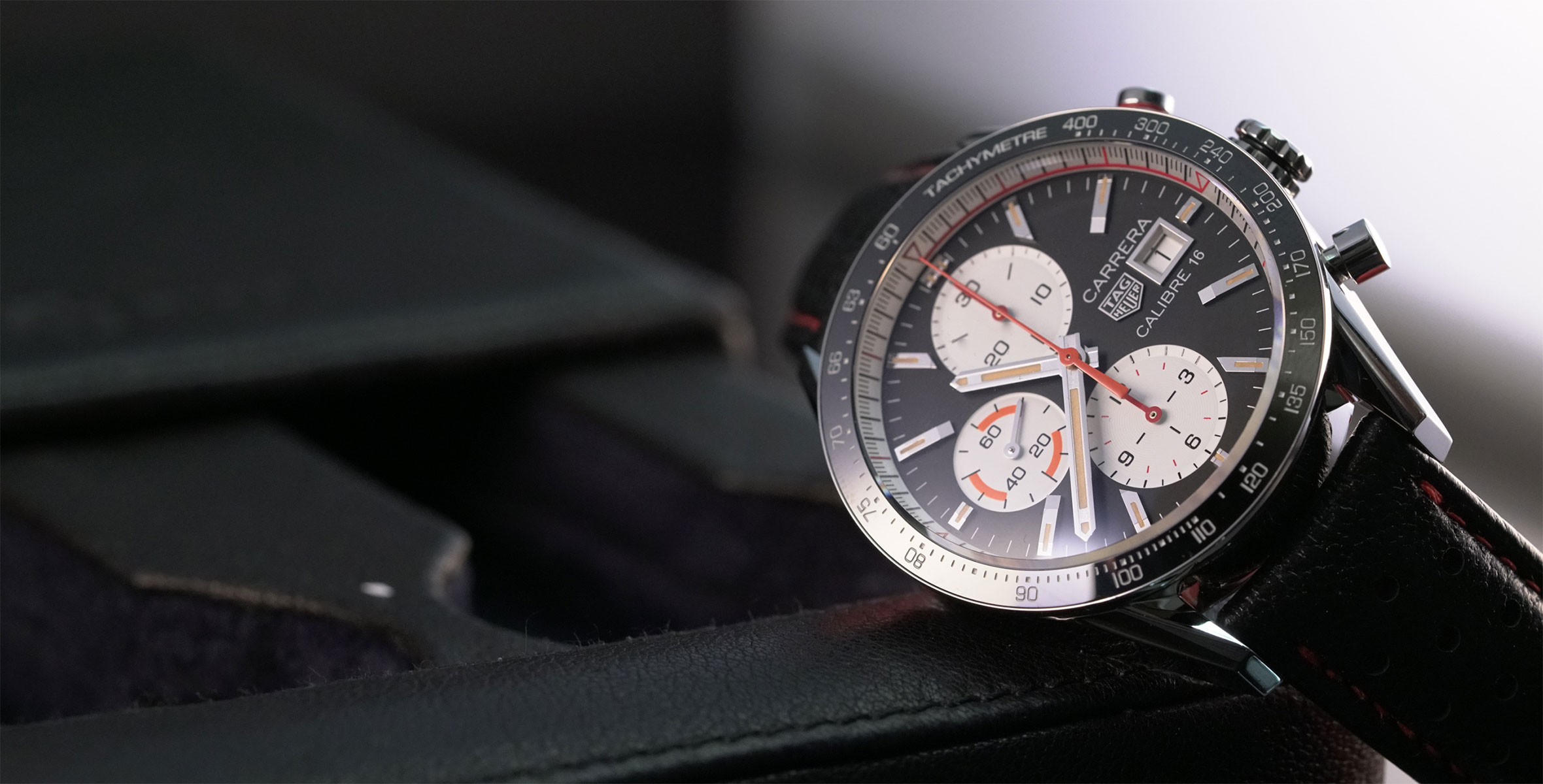 HANDS-ON: The TAG Heuer Carrera Calibre 16 Chronograph