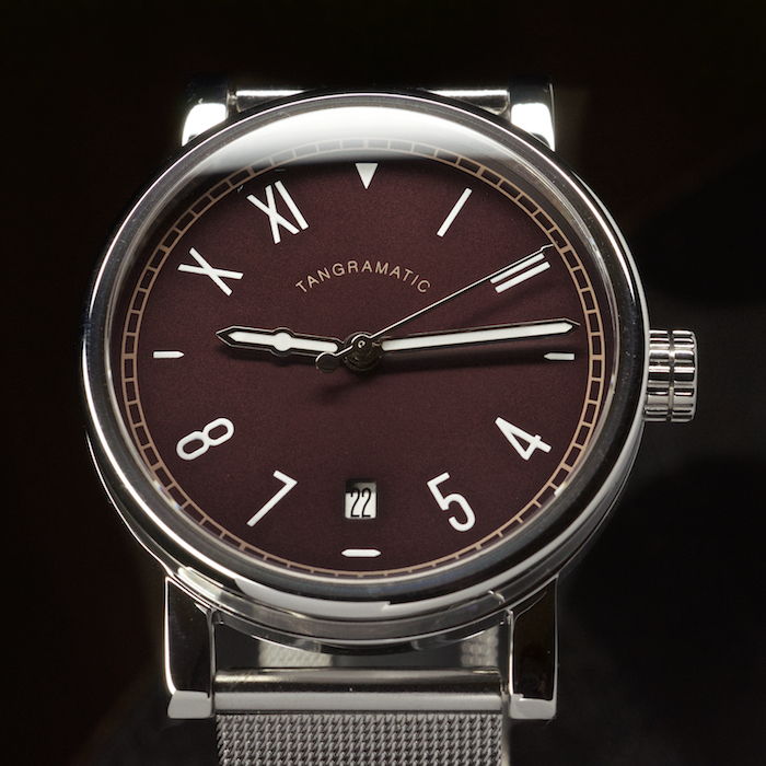 HANDS-ON: The Tangramatic 39 Alpha Brown California