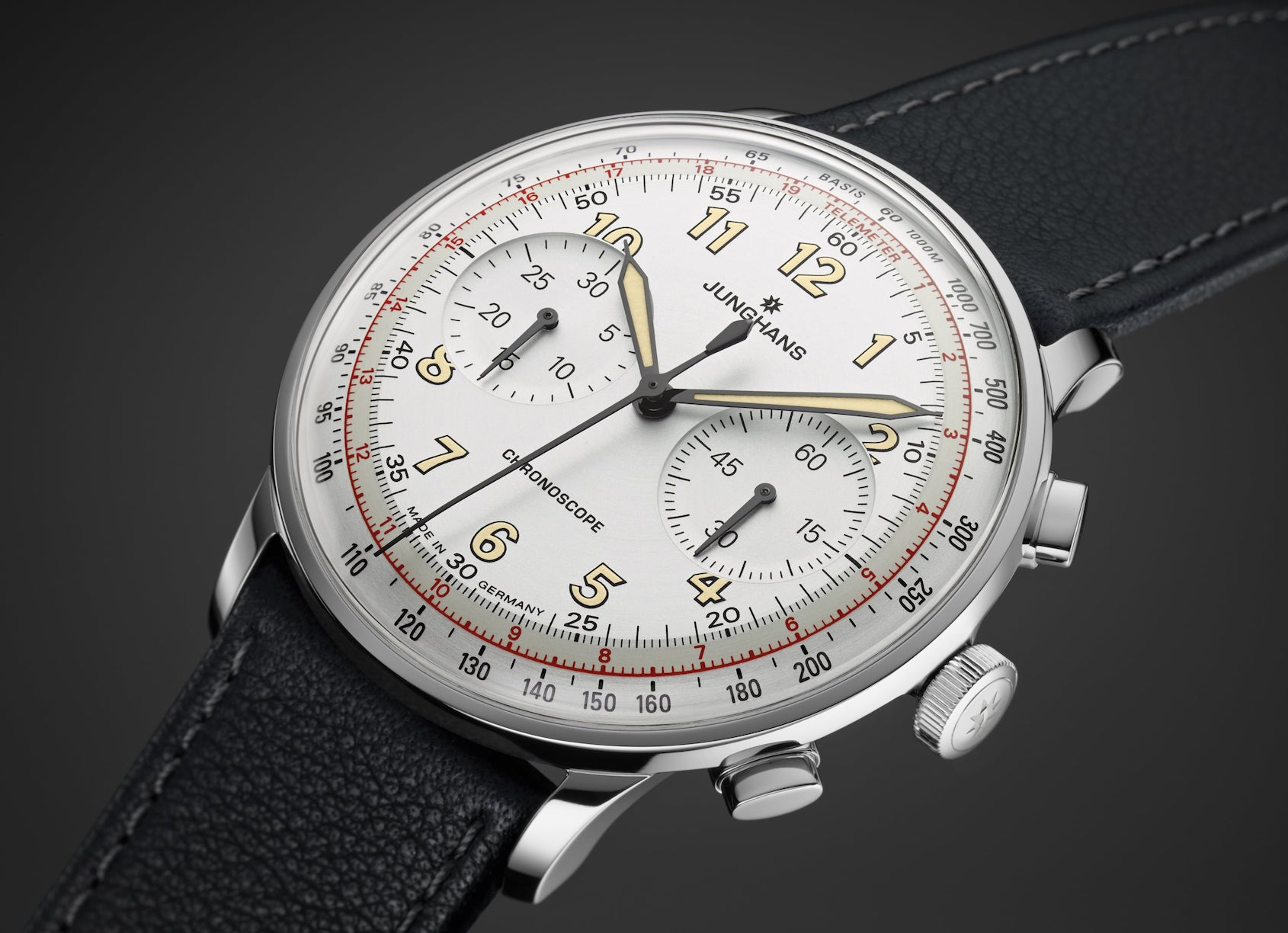 The ultimate watch glossary – chronograph scales. What they mean and how they work
