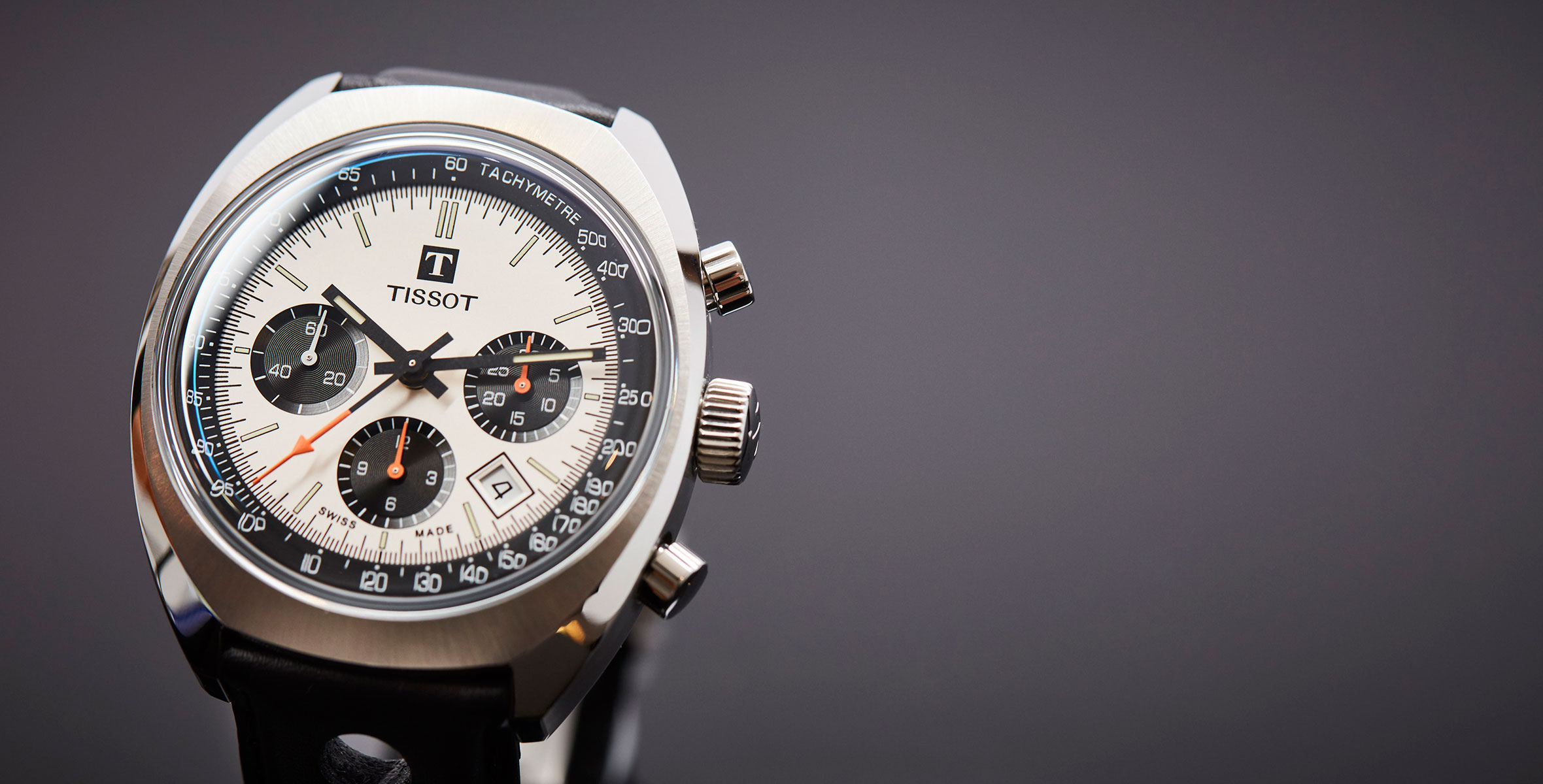 VIDEO: Vintage style done right, the Tissot Heritage 1973 Chronograph