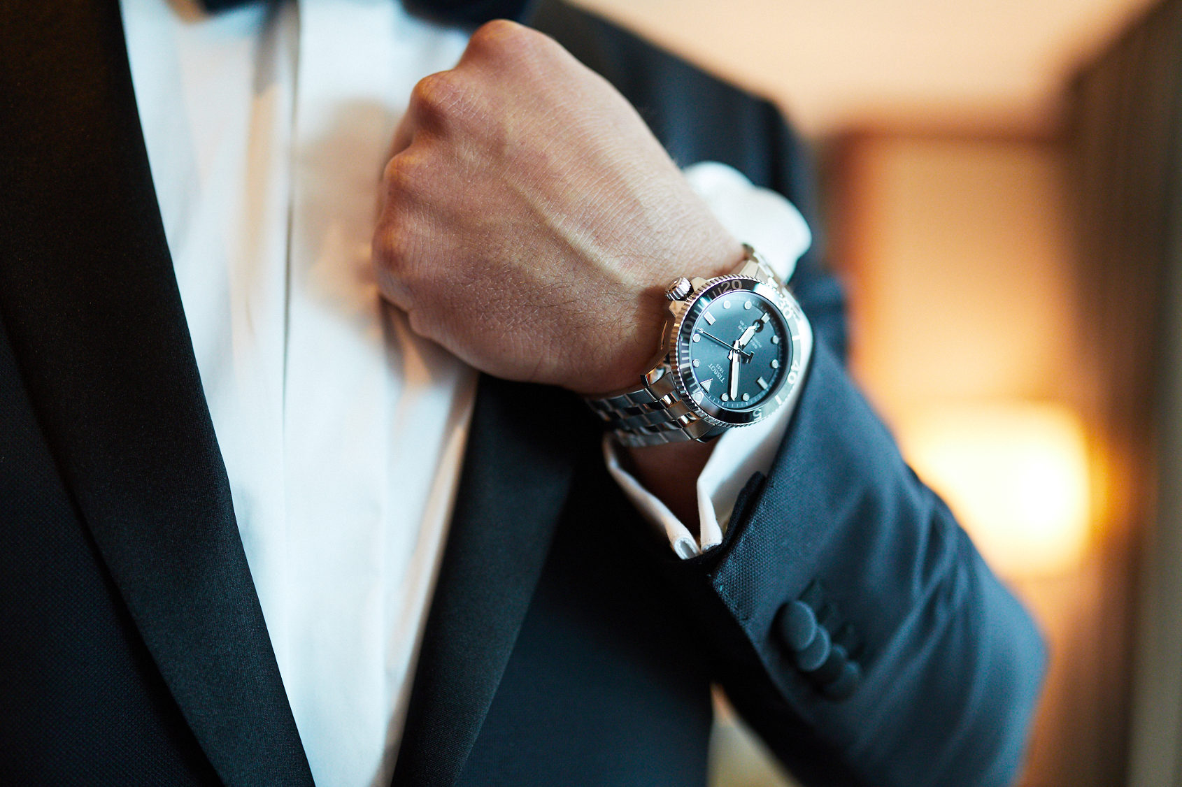 EVENT: Watches, whisky, Brownlows – Tissot hosts 6 of the best for AFL's big night