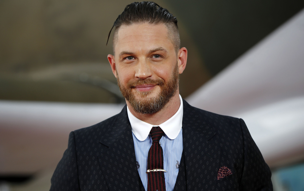 """RECOMMENDED READING: Tom Hardy """"all but locked in"""" to strap on Omega as the next James Bond, says GQ"""