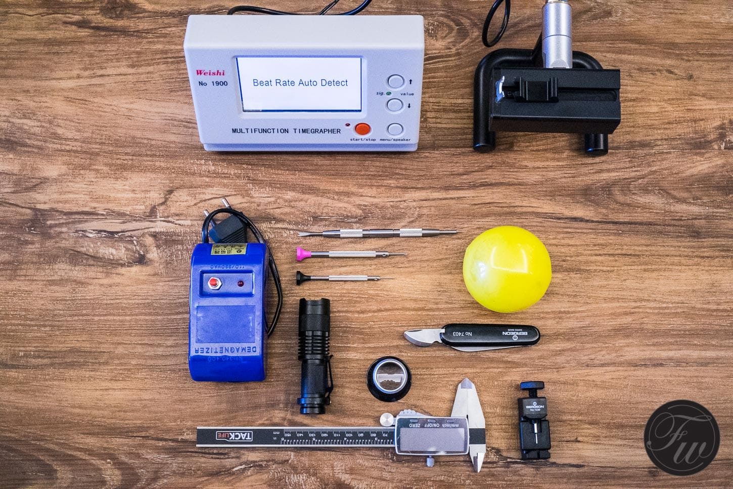 RECOMMENDED READING: 10 tools every watch guy needs