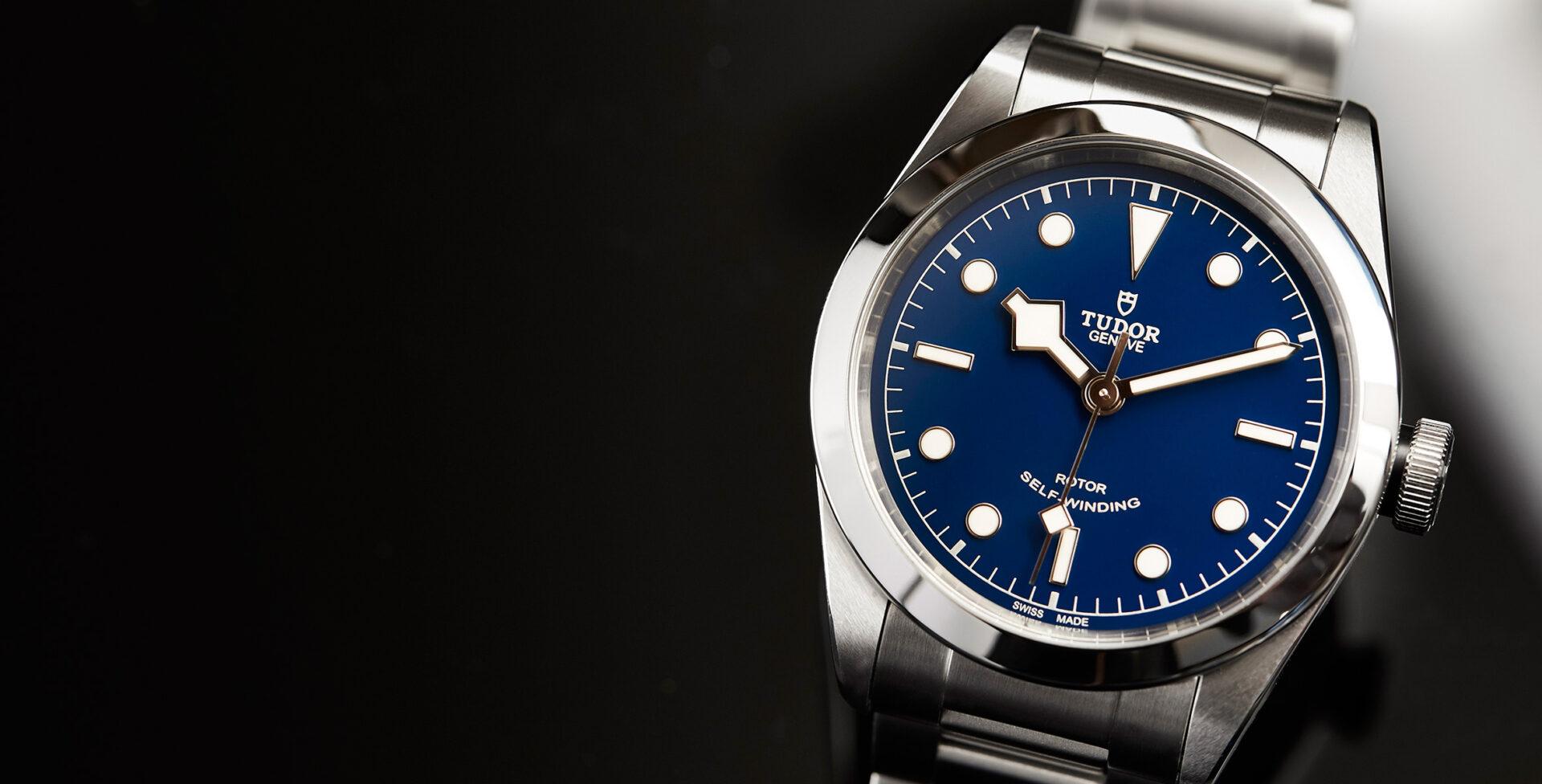 HANDS-ON: Wonderfully restrained – Tudor's Black Bay 41 Blue