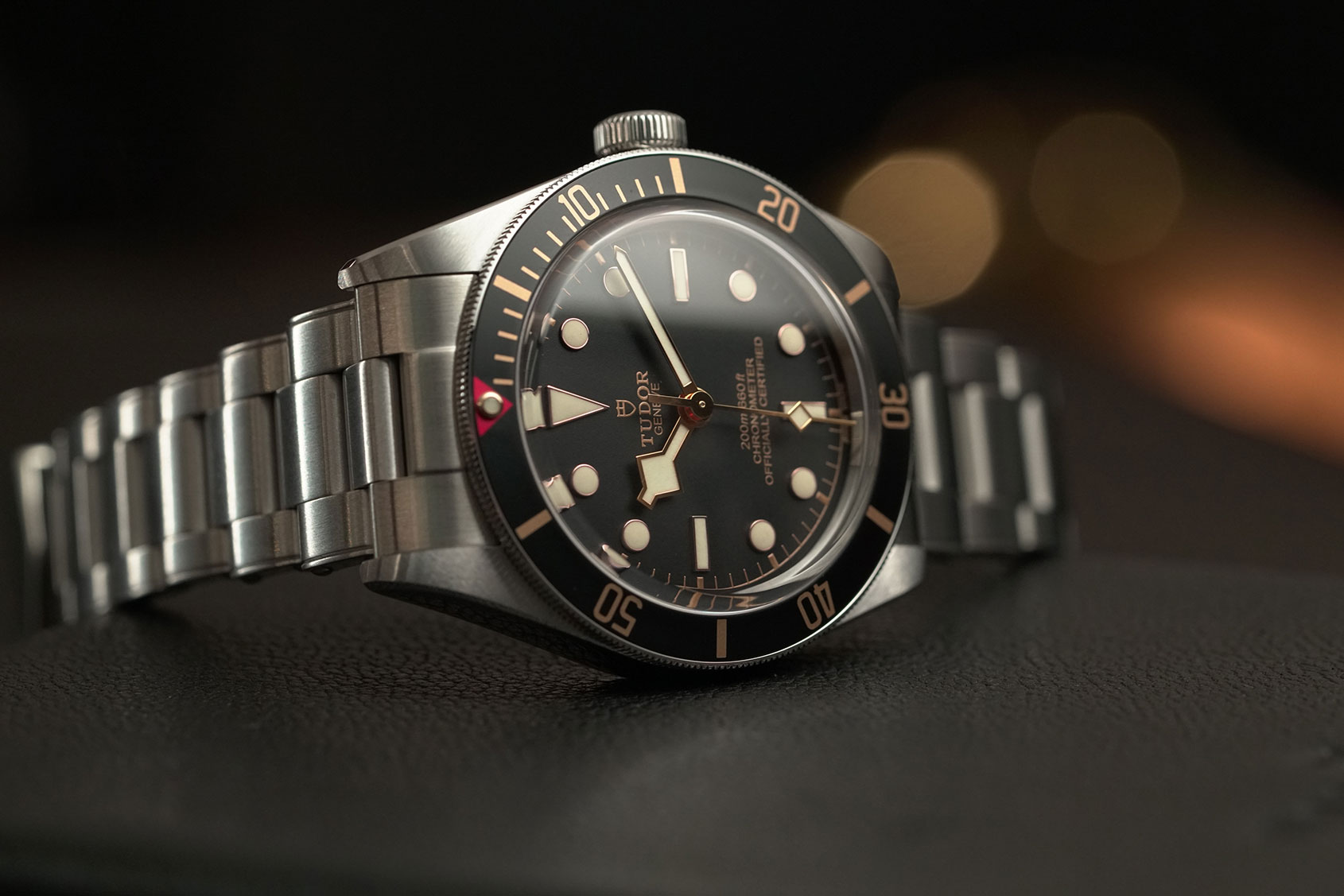 HANDS-ON: The Tudor Black Bay Fifty-Eight, with thinner, smaller case and brand-new movement