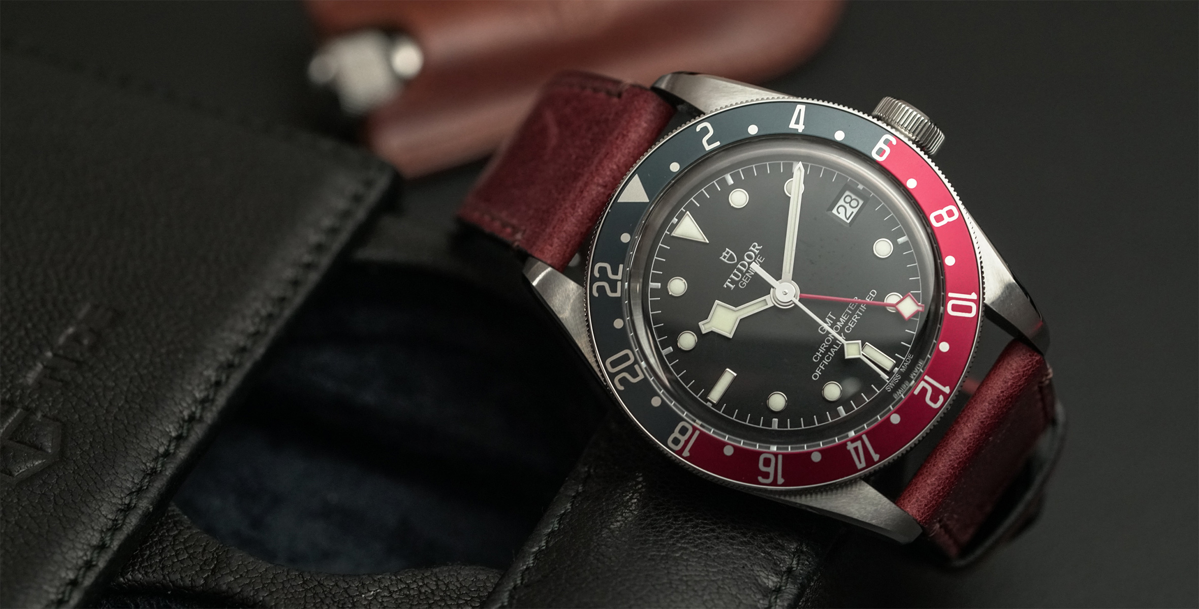HANDS-ON: The Tudor Black Bay GMT – Pepsi is the new Black (Bay)