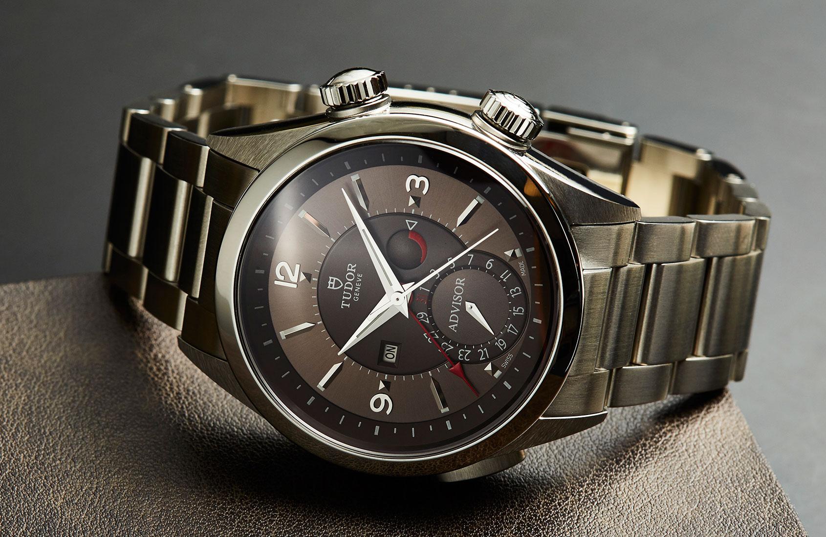 This charming watch – explaining the Tudor Heritage Advisor