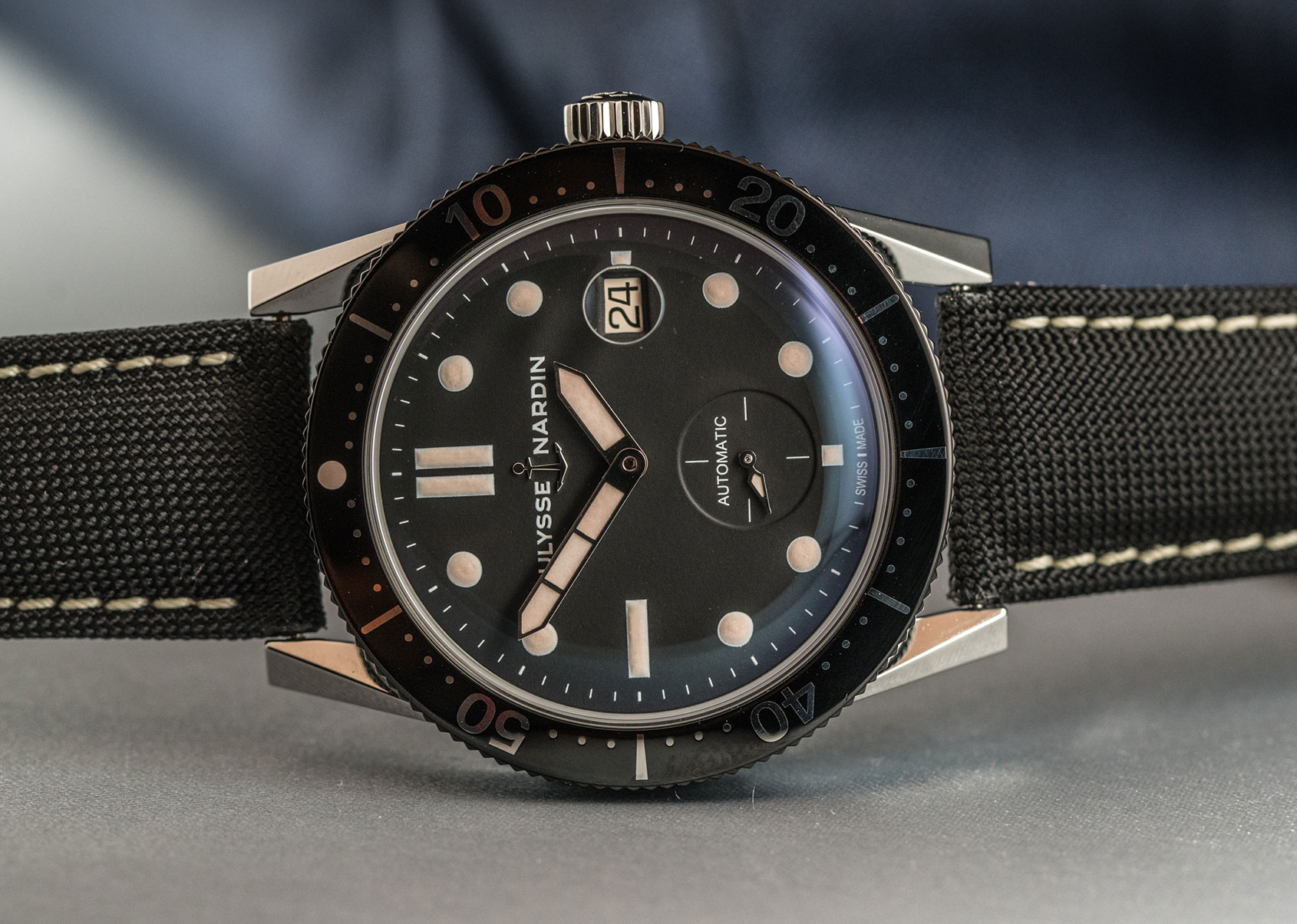 INTRODUCING: The Ulysse Nardin Diver Le Locle – a forgotten classic, revisited