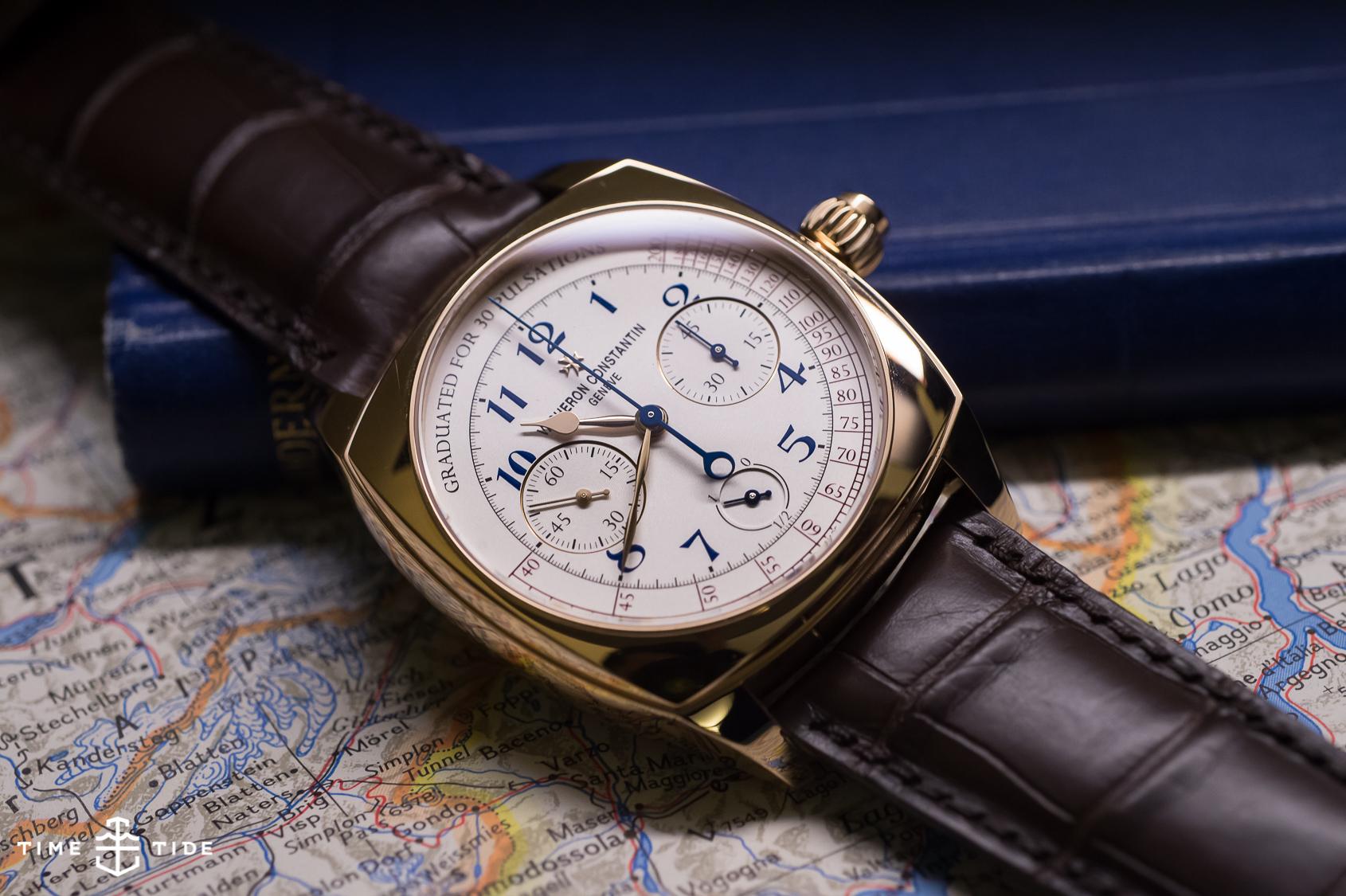 Vacheron Constantin's Creative Director Christian Selmoni on harmonious watch design