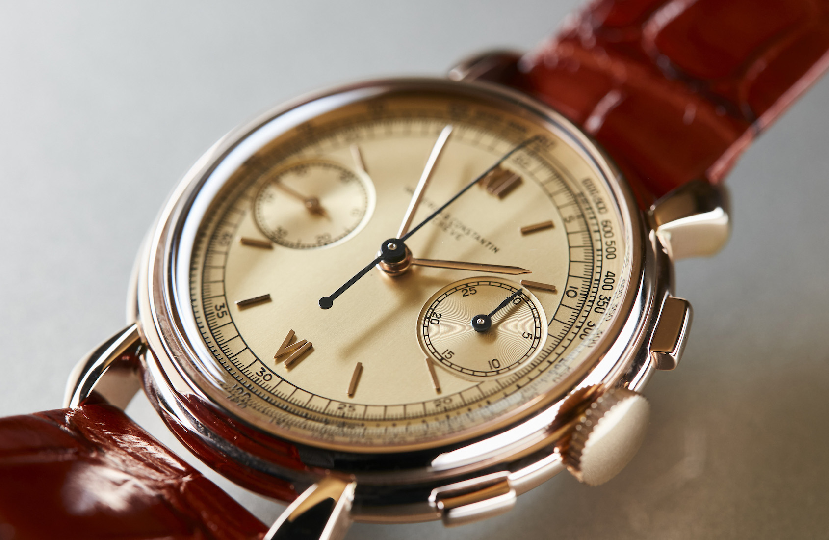 RECOMMENDED READING: Vacheron Constantin are removing the dangers of buying vintage watches