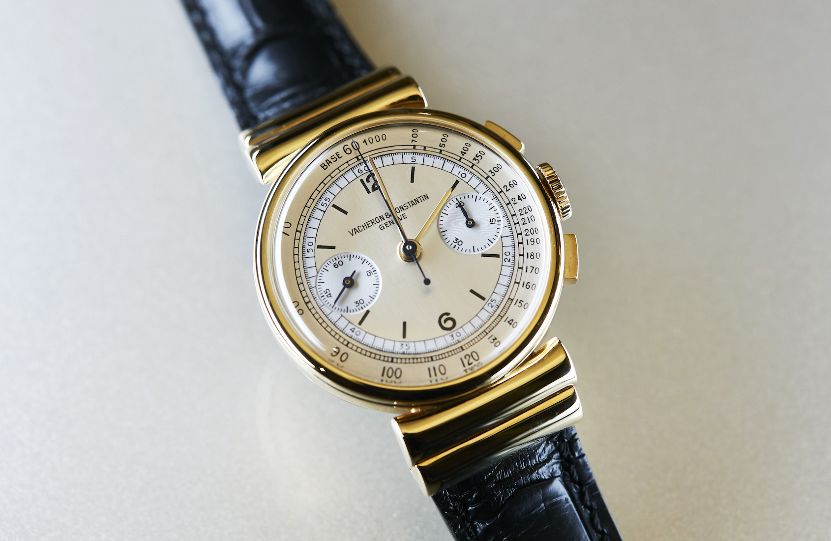 Vintage Vacheron with a two-year warranty hit the Melbourne boutique for a short time, and until sold out