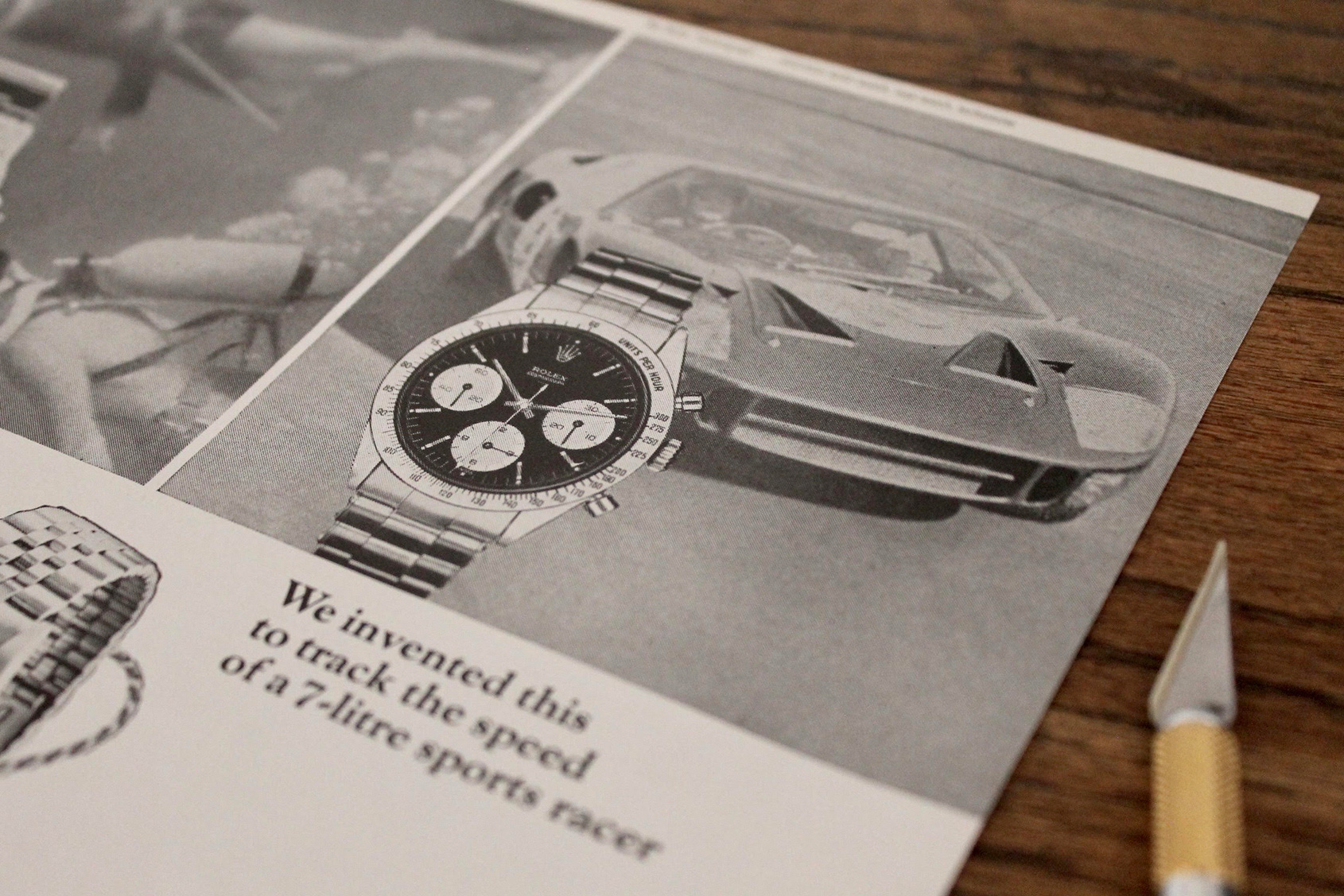 6 of the best vintage watch ads, according to @adpatina