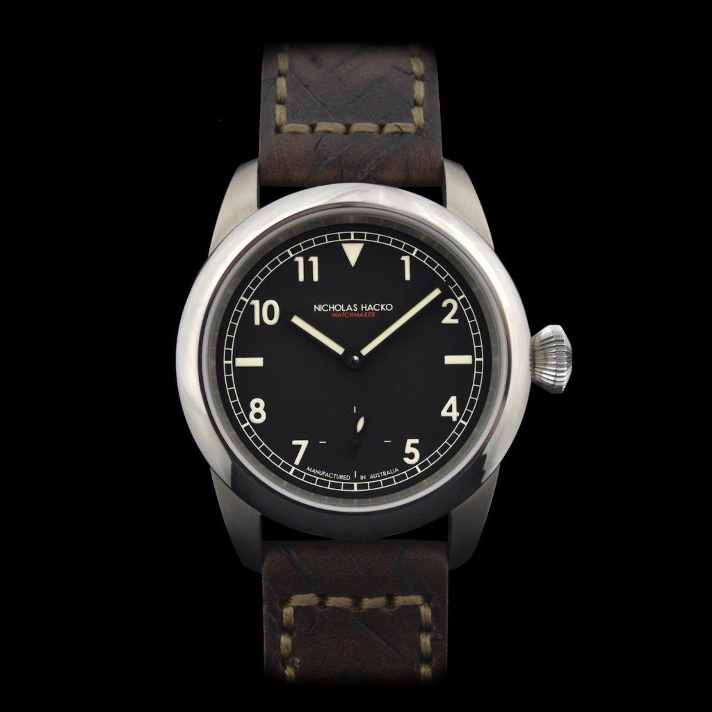 MICRO MONDAYS: Australian watchmaker Nicholas Hacko's maverick vision, and a reconfirmed 50-year warranty