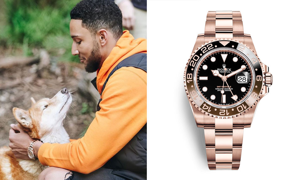 Wrist Game: Australians in the NBA and their watches, including Kyrie Irving, Ben Simmons & Patty Mills