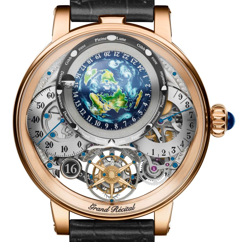 LIST: The 16 winning watches of 2018, according to the GPHG