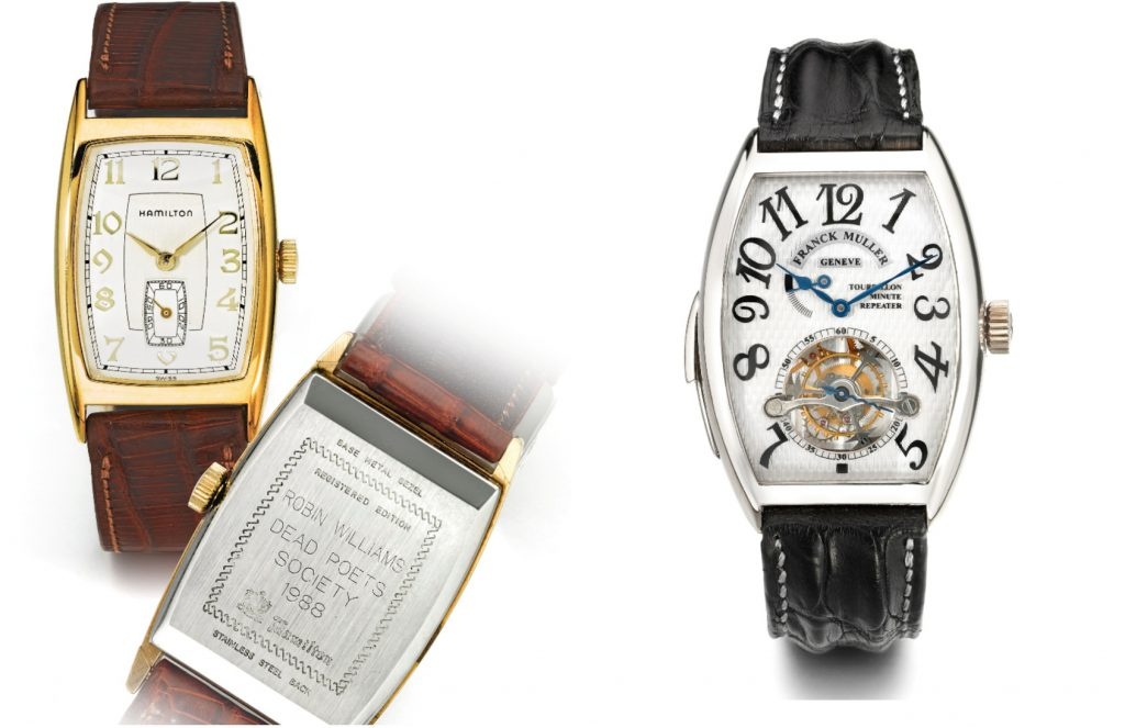 NEWS: All watches sell at Sotheby's auction of Robin Williams' collection