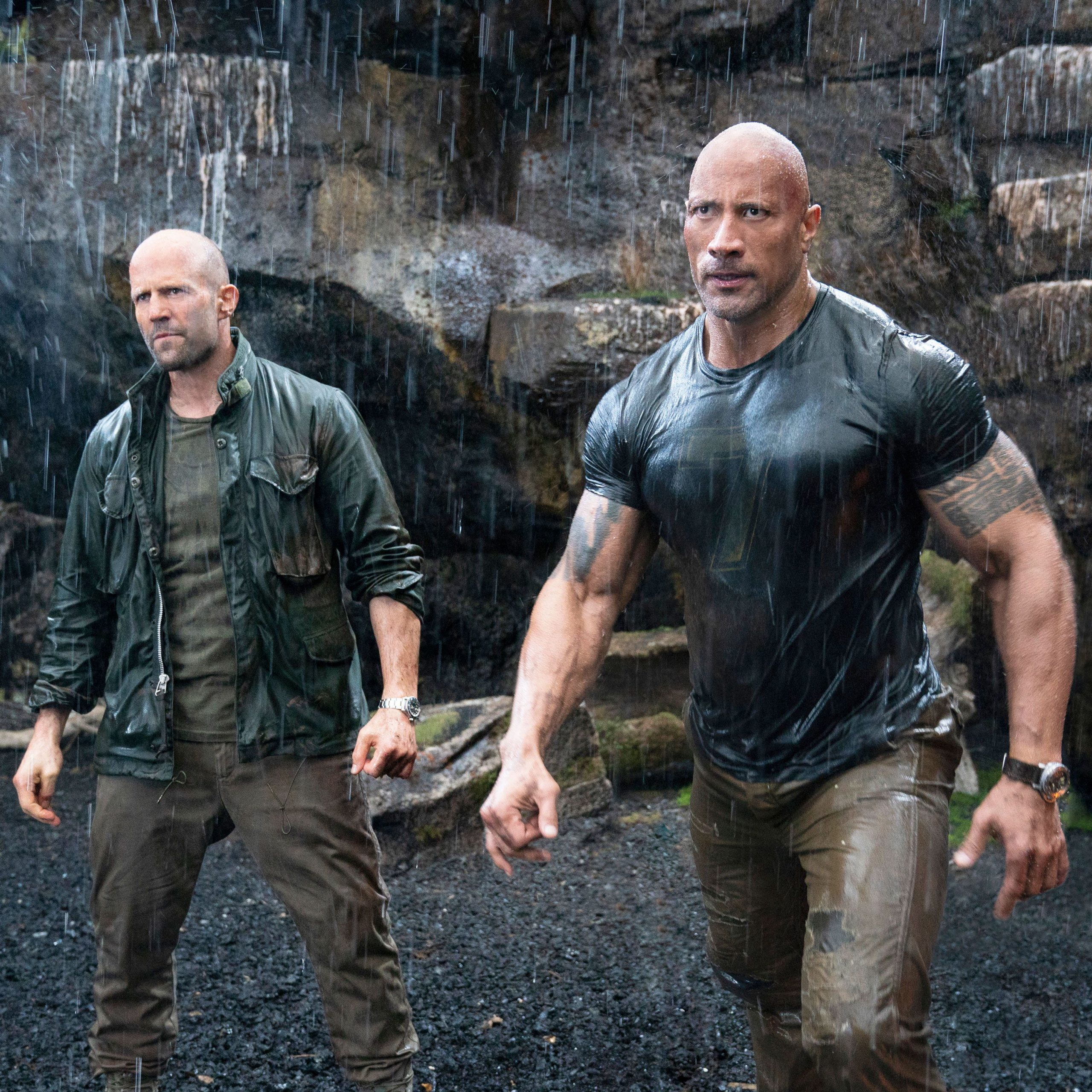 The new guard of action heroes and their watches, from Hobbs & Shaw to John Wick to Triple Frontier