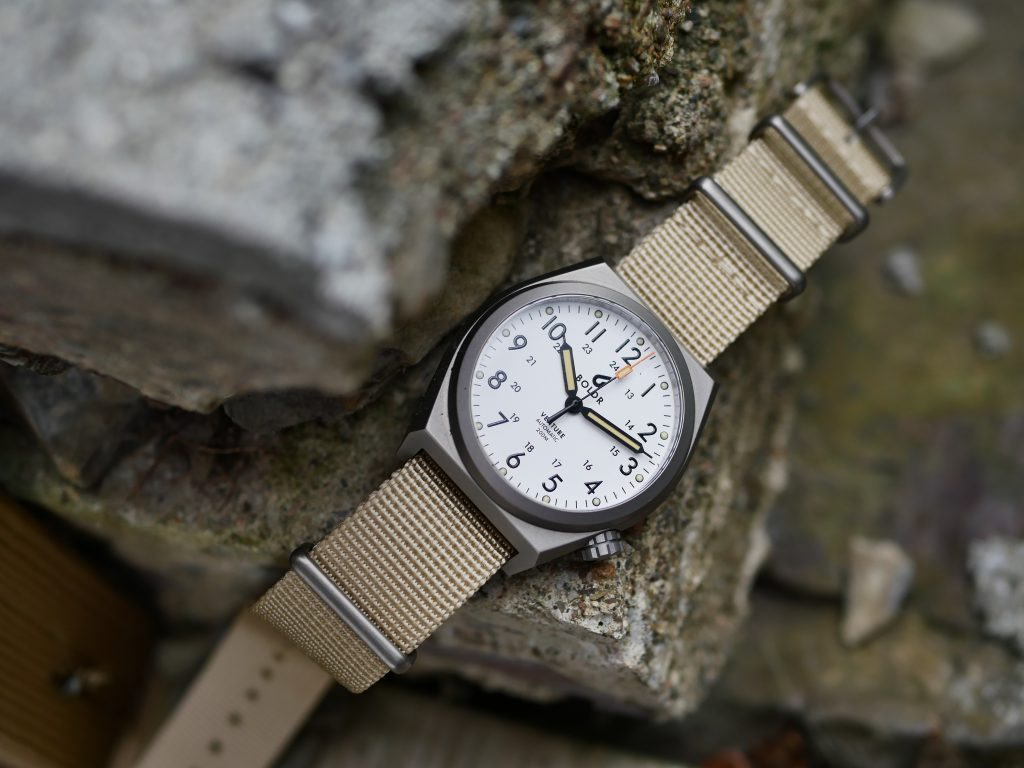 MICRO MONDAYS: The Boldr Venture might be the best value titanium watch on the market