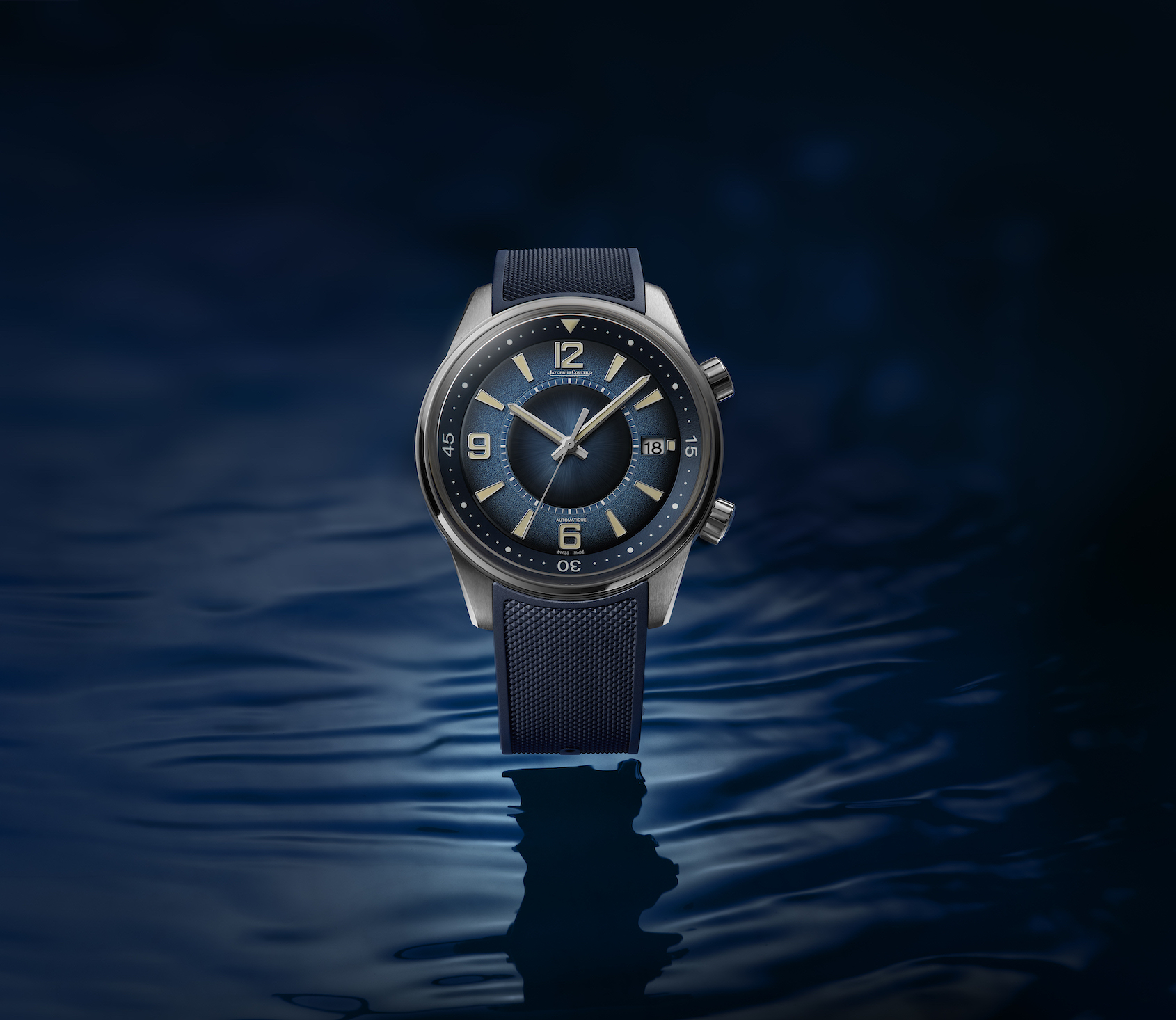 INTRODUCING: Jaeger-LeCoultre Polaris Date limited edition