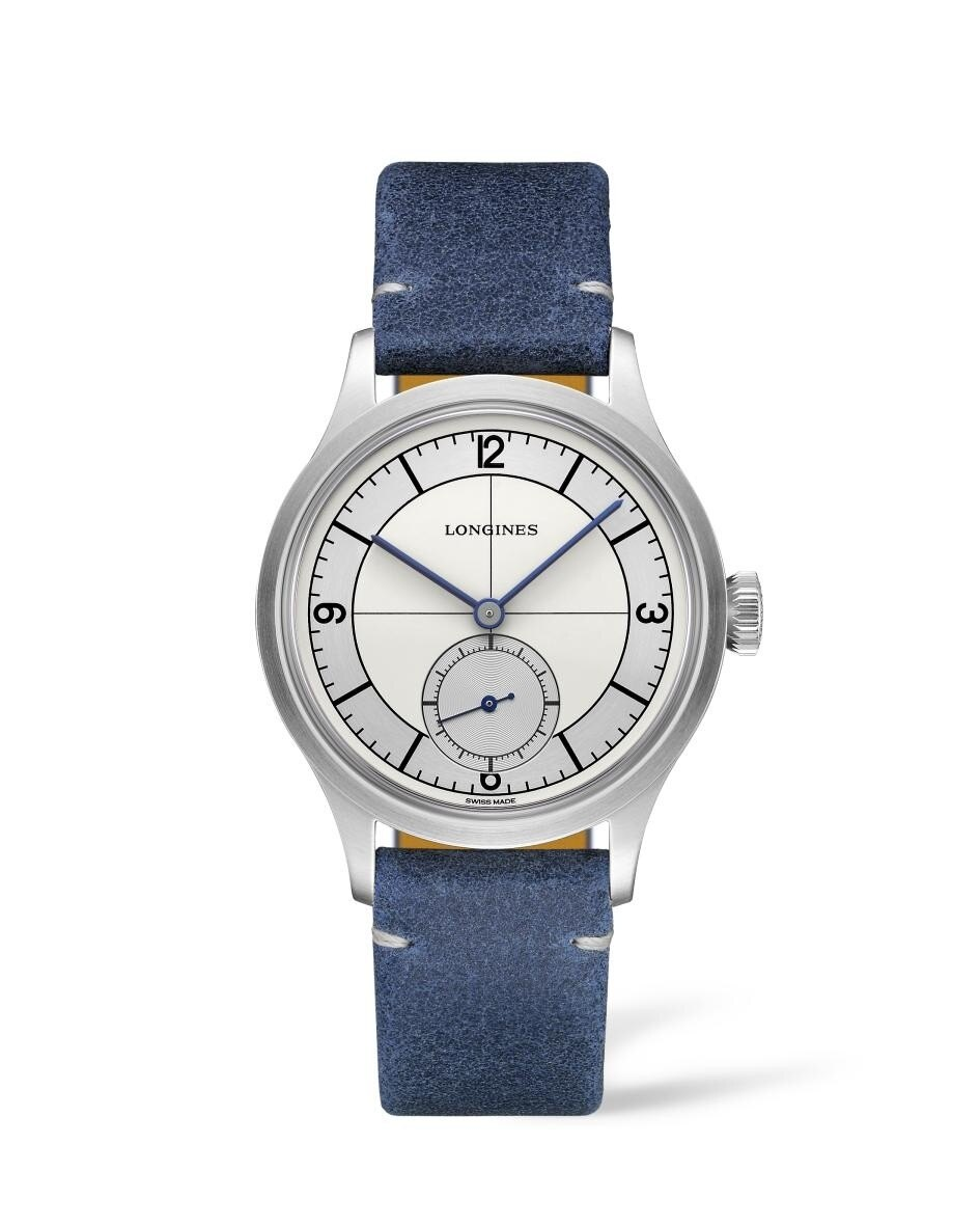 """INTRODUCING: Longines Heritage Classic with """"Sector Dial"""""""