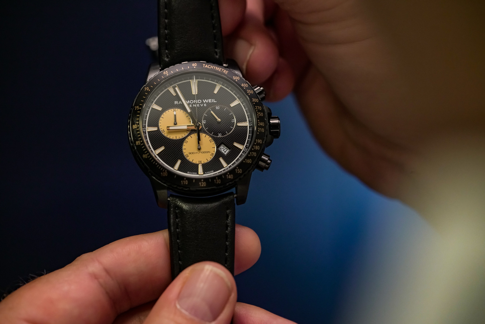 LIST: 3 rockers that could rock the Raymond Weil Tango Marshall Limited Edition