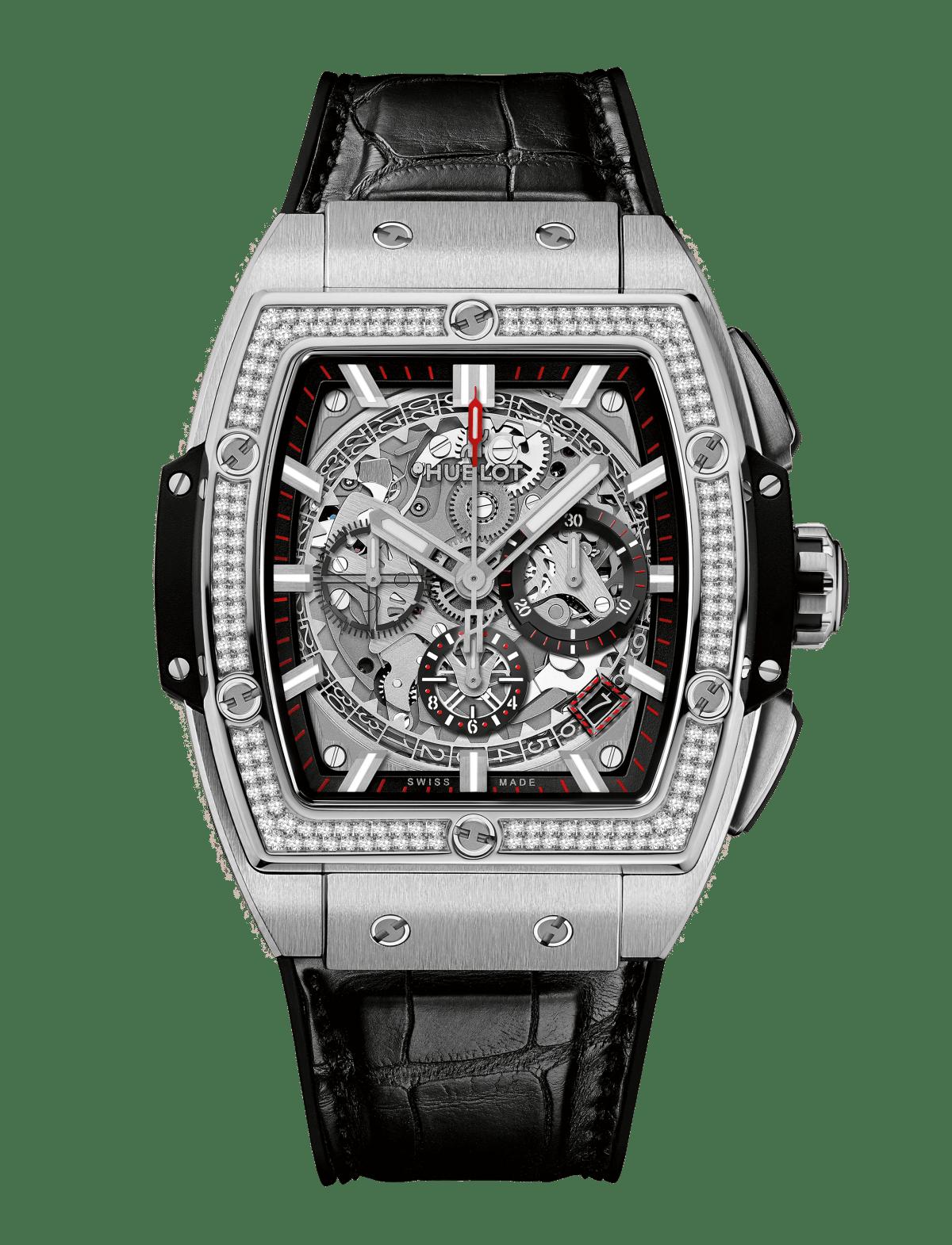 favourite men's diamond watches