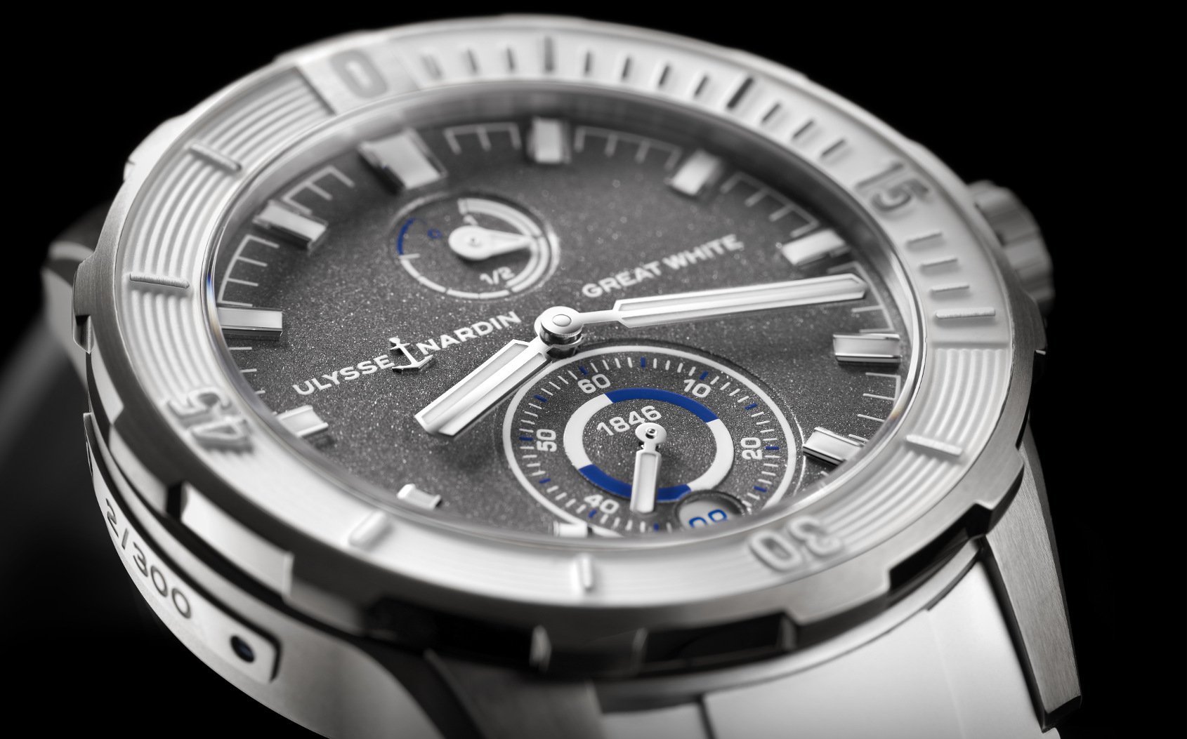 INTRODUCING: The Ulysse Nardin Diver Chronometer – streamlined and launched in luxury