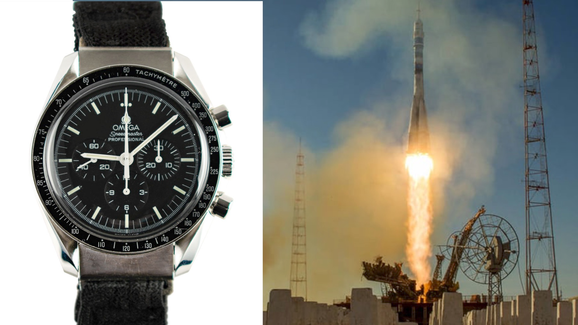 Would you pay $13,000USD for a Speedy that's spent 188 days in space? Because that's the current online bid…