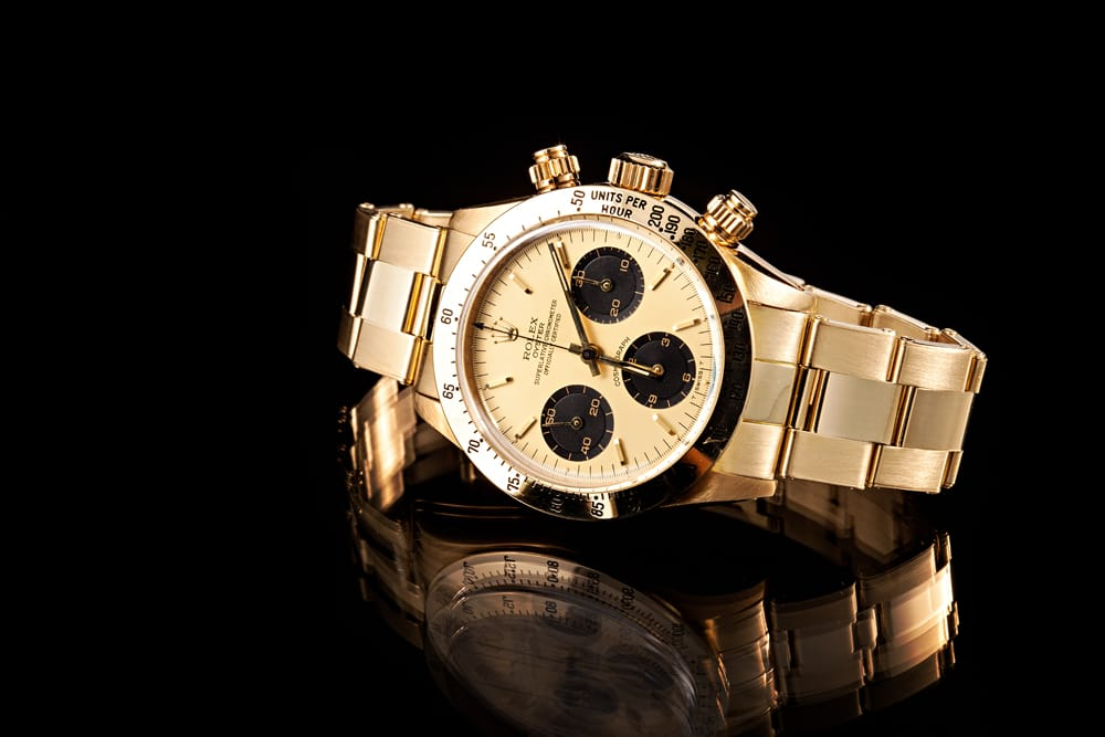 The most expensive watches sold on eBay in 2020