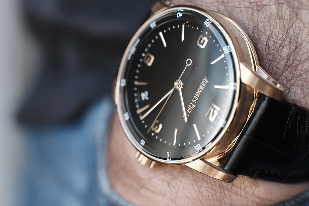 RECOMMENDED READING: This guy has zero regrets buying the Audemars Piguet CODE 11.59
