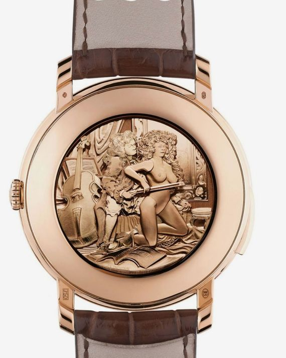 """Why """"erotic watches"""" are the ultimate turn-off"""