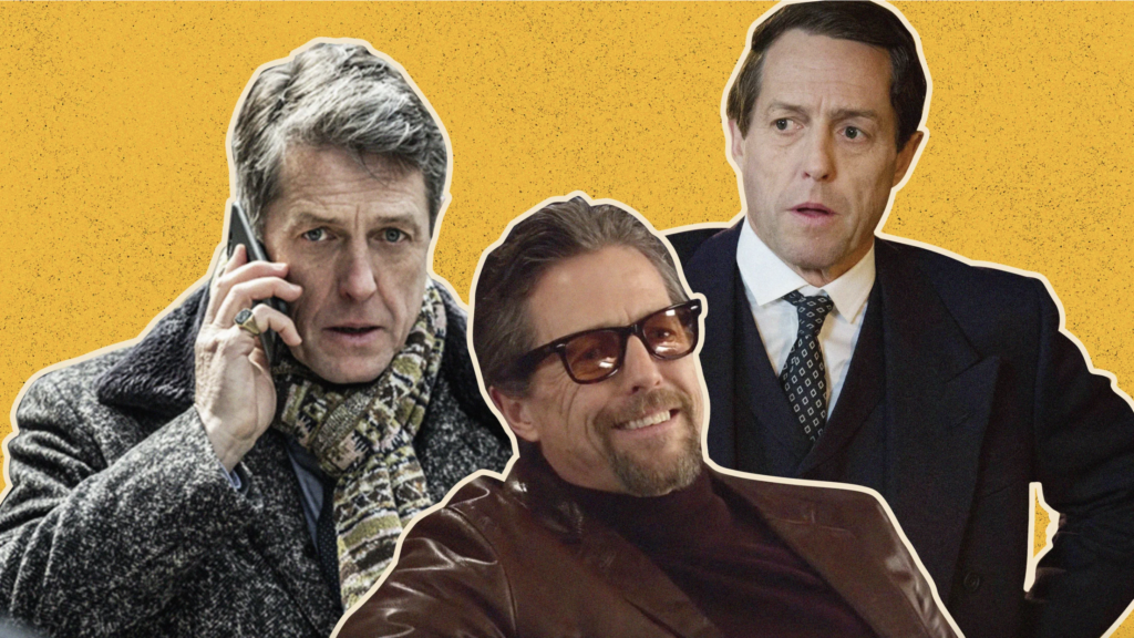 EDITOR'S PICK: From Panerai to Piaget, Hugh Grant's watches are a whole lot more alpha-male than you'd think