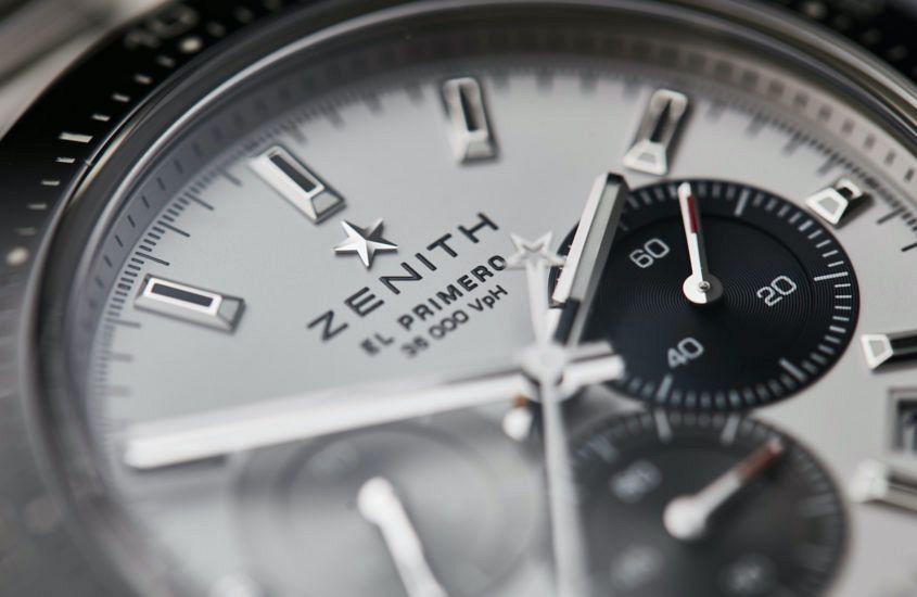 zenith chronomaster sport review video